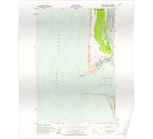 USGS Topo Map Washington State WA Point Brown 243160 1955 24000 Poster