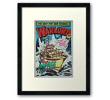 Warlord - Drake Framed Print