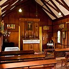 0977 A wee country chapel by DavidsArt
