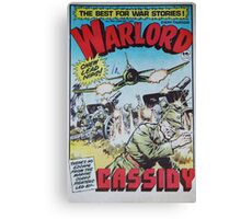 Warlord - Cassidy Canvas Print