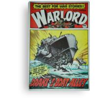 Warlord - Drake 2 Canvas Print