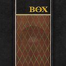 Vox Amplifier –iPhone 5 Case by Alisdair Binning
