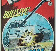 Warlord - Bullseye by James Stevens