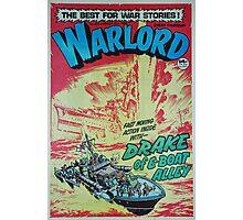 Warlord - Drake 4 Photographic Print