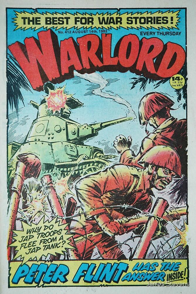 Warlord - Peter Flint by James Stevens
