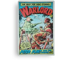 Warlord - Peter Flint Canvas Print