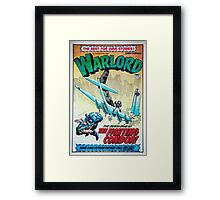 Warlord - The Fighting Condor Framed Print