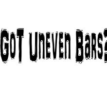 Uneven Bars by greatshirts