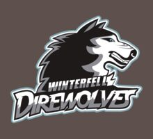 Winterfell Direwolves by Faniseto