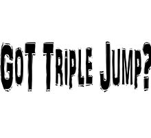 Triple Jump by greatshirts