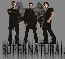 Supernatural FanArt by kurticide