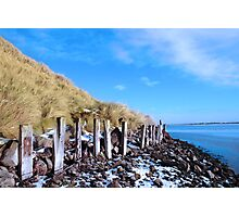 freezing erosion protection in ireland Photographic Print