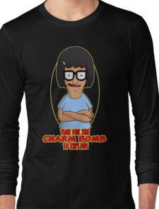 Charm Bomb Long Sleeve T-Shirt