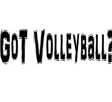 Volleyball by greatshirts