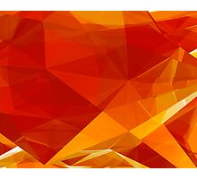 Abstract Gem Photographic Print