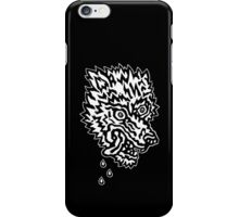 The Werewolf of NYC Graphic iPhone Case/Skin