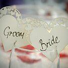 The Groom & Bride by James Stevens