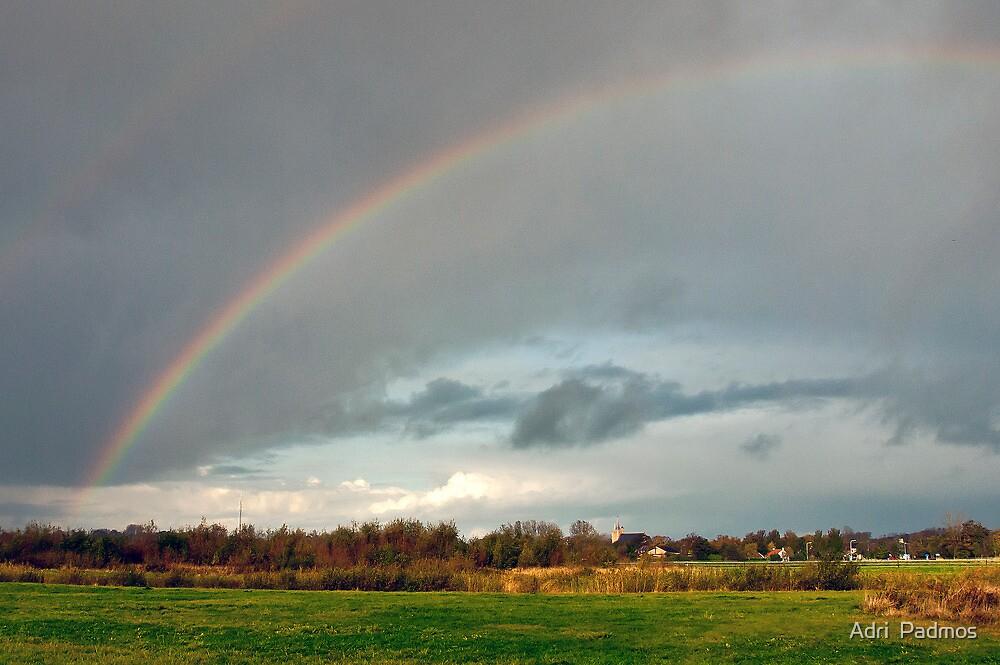 Renesse under the Rainbow... by Adri  Padmos
