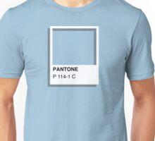 Colours of Red Bubble: Light Blue Unisex T-Shirt