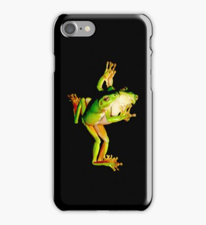 Dancing Reflections iPhone Case/Skin