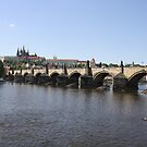 Charles Bridge by dimpdhab