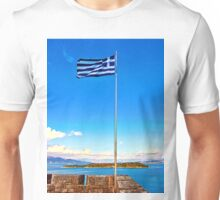 New Fort flag.. Unisex T-Shirt