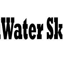 Water Ski by greatshirts
