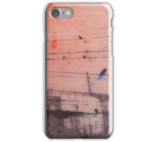 Crosstown Jive iPhone Case/Skin