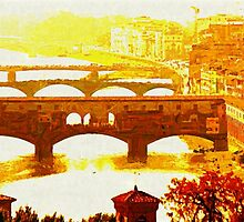 'Ponte Vecchio' by Matt Jewitt