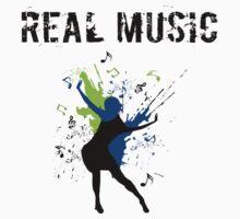 REAL MUSIC by yosi cupano