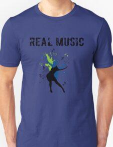 REAL MUSIC Unisex T-Shirt