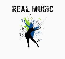 REAL MUSIC Unisex T-Shirt