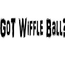 Wiffle Ball by greatshirts