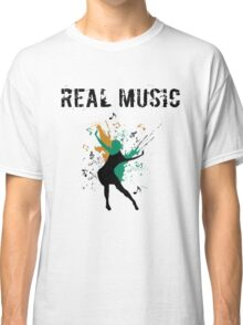 REAL MUSIC Classic T-Shirt