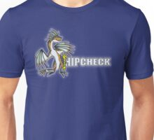 Beware the HipCheck! Unisex T-Shirt