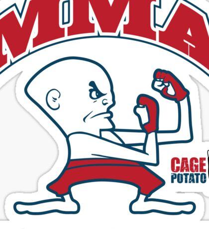Fightin' Dudes Sticker