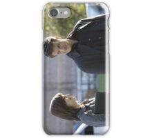 Caskett 2x17 iPhone Case/Skin