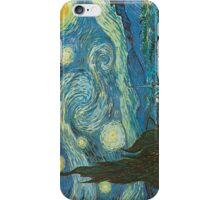 Van Gogh iPhone 5 Case - The Starry Night  iPhone Case/Skin