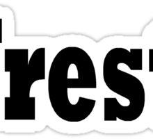 Wrestle Sticker