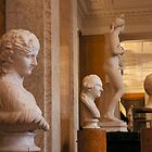 Enlightenment Room: A Gentleman's Library I by Sparklerpix
