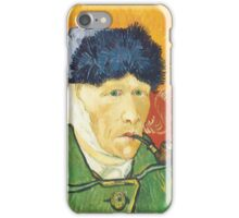 Van Gogh iPhone 5 Case - Self-Portrait with Bandaged Ear  iPhone Case/Skin