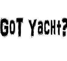 Yacht by greatshirts