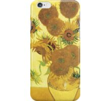 Van Gogh iPhone 5 Case - Sunflowers  iPhone Case/Skin