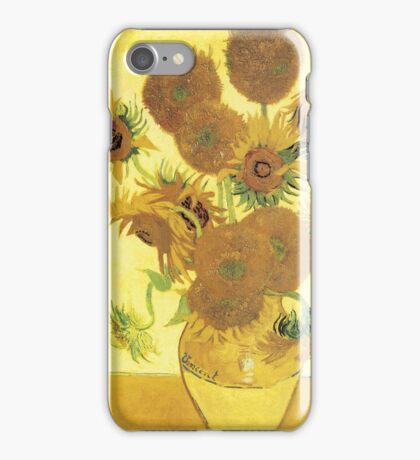 Van Gogh iPhone 5 Case - Sunflowers  iPhone Case/Skin