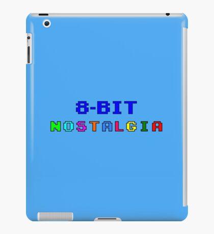 8 Bit Nostalgia  iPad Case/Skin