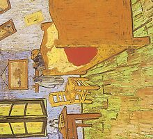 Van Gogh iPhone 5 Cases - Van Gogh's Bedroom in Arles by VanGoghCases
