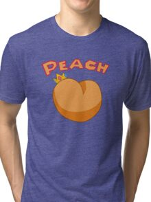 princess peach Tri-blend T-Shirt