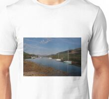Loch in Fort William Scotland Unisex T-Shirt