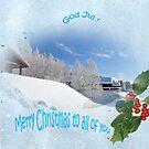 Christmas card II by julie08
