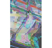 Glitch art 1/6 Photographic Print